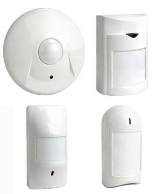 Разновидности датчиков охранной сигнализации